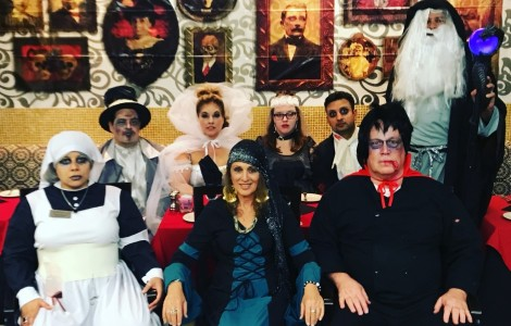 What an Amazing Haunted Halloween!