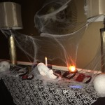 Part 1 of the Haunted Dining Room!